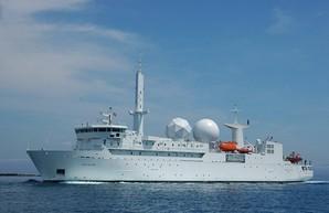 В Черное море вошел разведчик ВМФ Франции: в Одессу он не зайдет