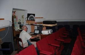 В Одесской обсерватории заработал новый планетарий