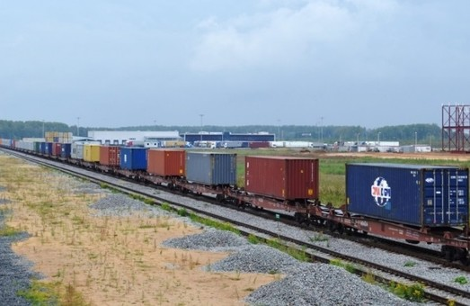 Из Одессы запустят новый контейнерный поезд в польский Гданьск