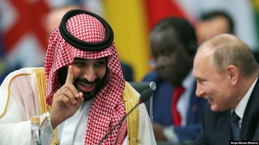Кого скидками на нефть Саудовская Аравия обирает в Европе