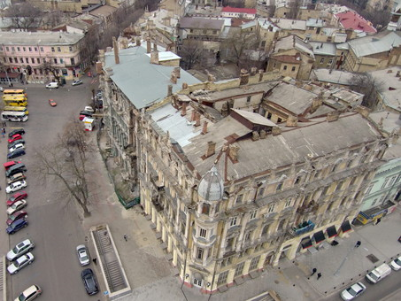 В Одессе будут реставрировать дом Либмана