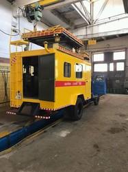 В «Одесгорэлектротрансе» восстановили служебную автовышку ГАЗ (ФОТО)