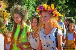 В Одесской области красочно отметили Ивана Купала на берегу Южного Буга (ФОТО, ВИДЕО)