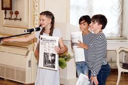 """""""Всемирные одесские новости"""": как слушали новый номер газеты (ФОТО)"""