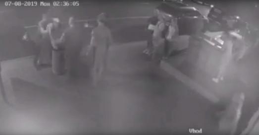В Одессе охранники убили человека (ВИДЕО)