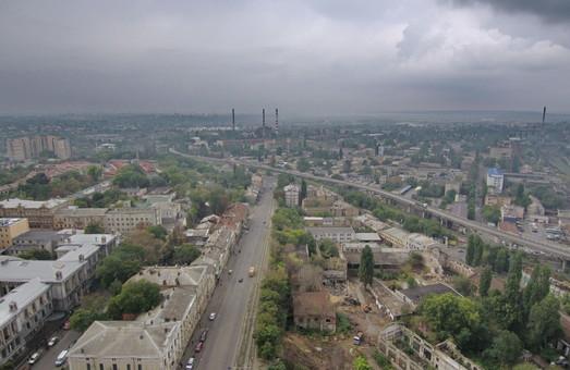 """Судьба проекта дороги """"Хаджибей-2"""" в Одессе: мэрия и АМПУ обвиняют друг друга"""