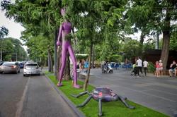 """Как выглядит новый """"дворик искусств"""" в Одессе (ФОТО)"""
