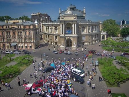 В субботу в Одессу снова приедет президент