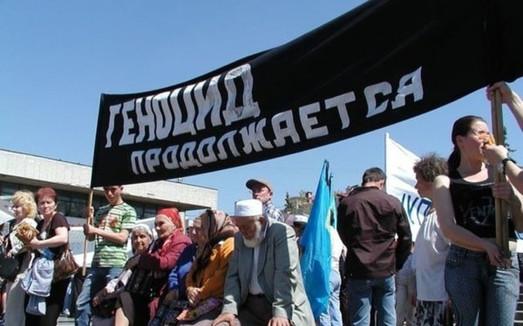 Россия в оккупированном Крыму применяет тактику латентного геноцида
