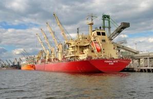 Три порта Большой Одессы нарастили перевалку грузов в первом полугодии 2019 года