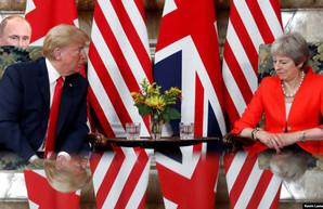 Уши ГРУ торчащие в скандале между США и Великобритании