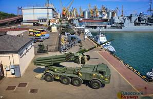 Под Одессой пытались ограбить зенитно-ракетную бригаду: грабителя подстрелили