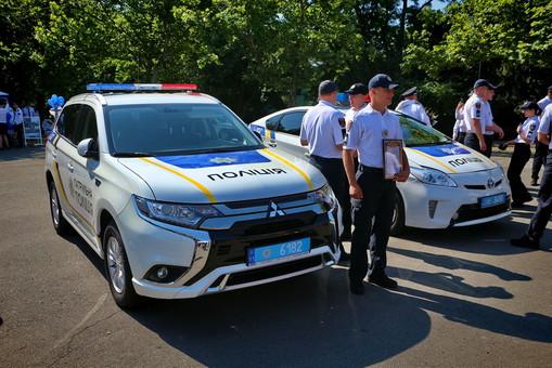 Накануне выборов одесская полиция работает в усиленном режиме