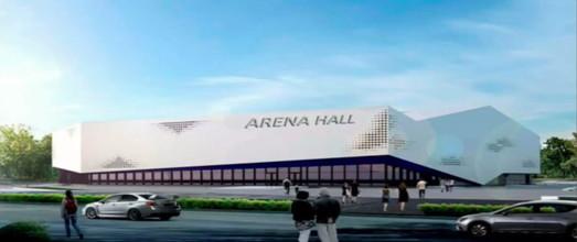 На проектирование нового дворца спорта в Одессе уйдет полгода