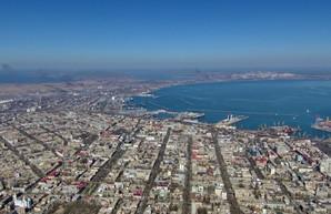 Массовые отключения электричества в Одессе продолжаются