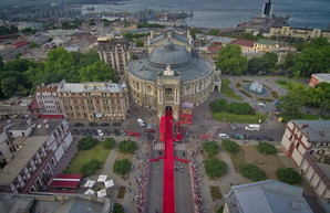 В день закрытия Одесского кинофестиваля изменены схемы движения по центру города