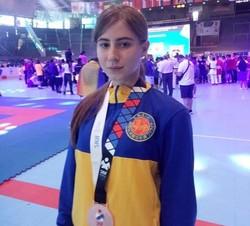 Одесситки на чемпионате мира по каратэ заняли второе и третье места
