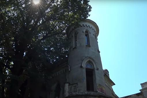 """Как выглядит """"Замок Монстров"""" в Одессе (ВИДЕО)"""
