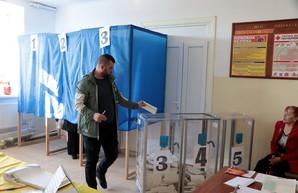 Явка избирателей в Одессе пока на уровне примерно 35%