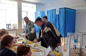 Все теризбиркомы Одесской области подсчитали явку избирателей на 16:00