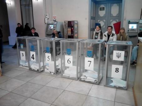 Только в трех округах Одесской области еще не подсчитали до конца голоса