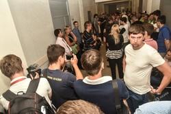 В Одессе снова возник конфликт из-за очередной стройки на Гагаринском плато