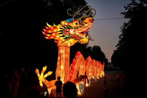 Фестиваль китайских фонарей в Одессе собираются сделать рекордом Украины