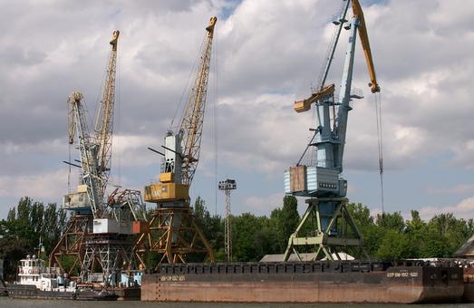 Порту Усть-Дунайск в Вилково Одесской области утвердили границы земельного участка