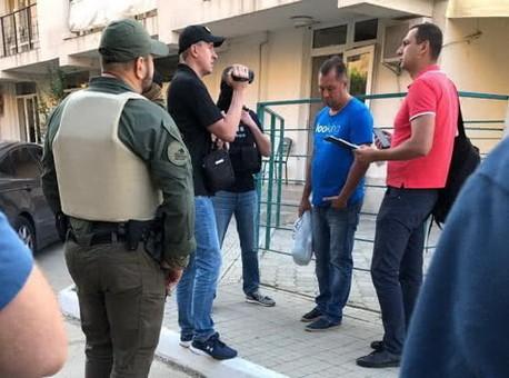 Бывшего главного полицейского Одесской области задержали