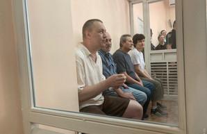 Одесских террористов-подрывников оставили за решеткой