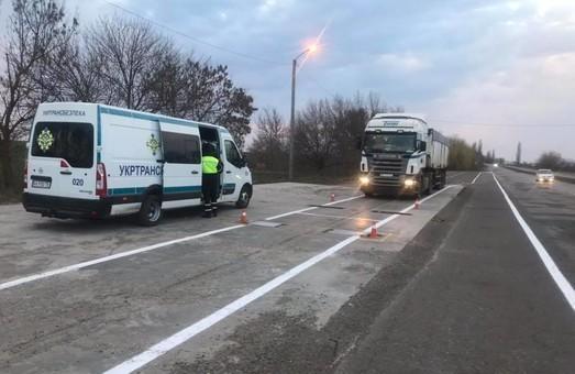 Проблемы с проведением габаритно-весового контроля на дорогах Одесской области никак не могут решить
