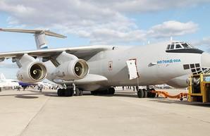 """В Ливии уничтожены украинские ИЛ-76ТД или про гибридную """"зраду"""""""