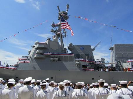 """Мало эсминцев не бывает: ВМС США получили 67-й """"Арли Бёрк"""""""