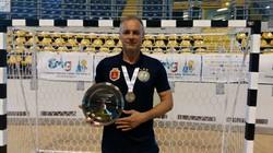 Одесские гандболисты во главе с экс-губернатором завоевали золото в Турине