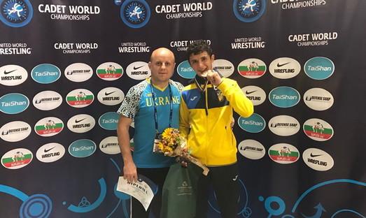 Спортсмен из Одесской области вошёл в тройку на чемпионате мира по вольной борьбе