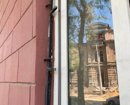 Минувшей ночью ограбили Одесский художественный музей