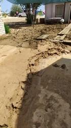 Во время урагана в Одесской области в двух местах сошли селевые потоки: погиб один человек