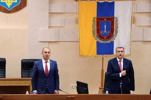 16 августа депутаты Одесского облсовета выберут нового председателя