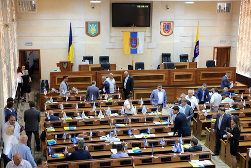 Бывший руководитель Одесской железной дороги сдает депутатский мандат