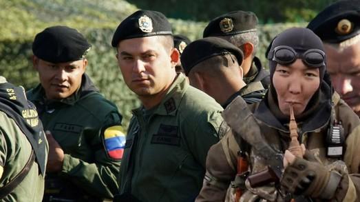 Россия в Венесуэле готовится разместить свой флот