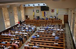Одесский областной совет обыскивают