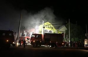 """Расследование пожара в отеле """"Токио-Стар"""": первые задержания"""