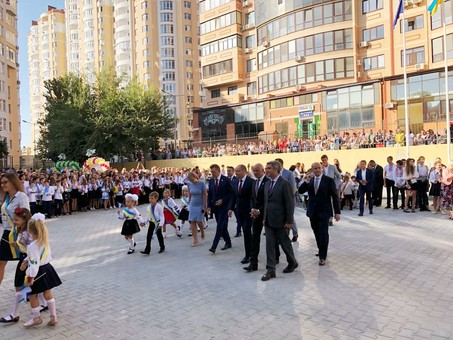 В Одессе некоторые школы будут работать в две смены