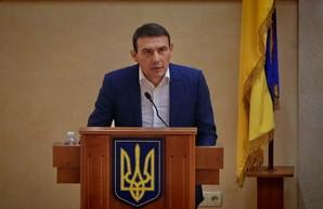 Новым председателем Одесского облсовета стал Сергей Паращенко