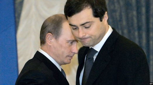 """Загнанного Суркова ожидает """"контрольный"""" в Абхазии"""