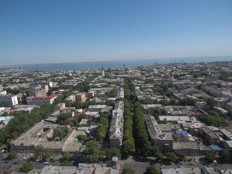Одесская область - в лидерах цен на аренду недвижимости