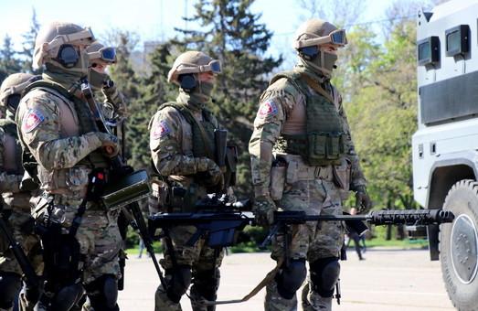 В Одессе провели антитеррористические учения
