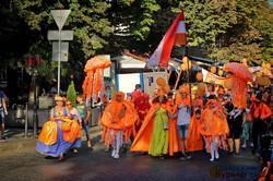 По Одессе прошли парадом Рыжие (ФОТО, ВИДЕО)