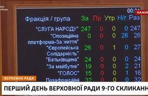Верховная Рада отменила депутатскую неприкосновенность: что это означает