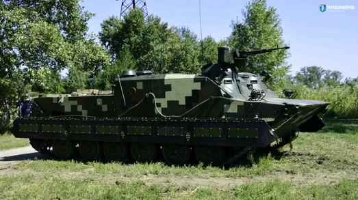 Зачем Украине модернизировать БТР-50